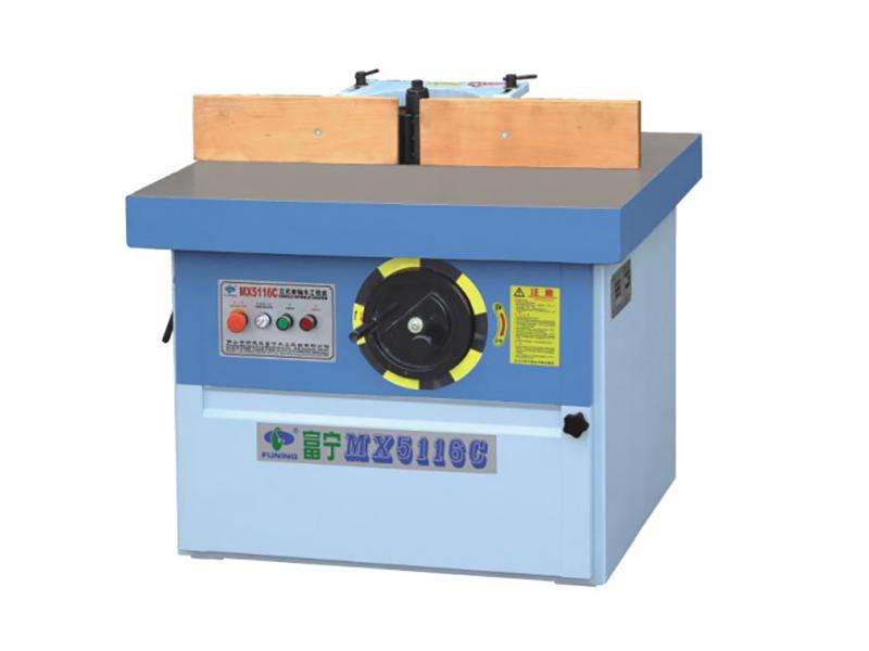 MX5116C立式单轴木工铣床